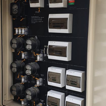 Commercial Metering